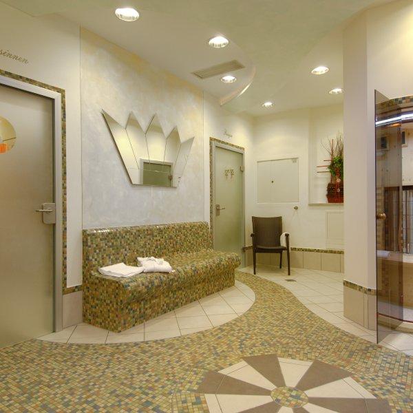 Wellnessbereich im Hotel Königshof