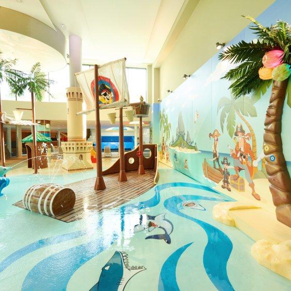 Kinderbereich Aquapark