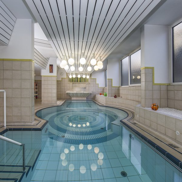 Wellnessbereich im Kurhotel Unter den Linden