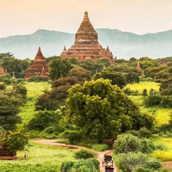 Bagan Pagodenstadt