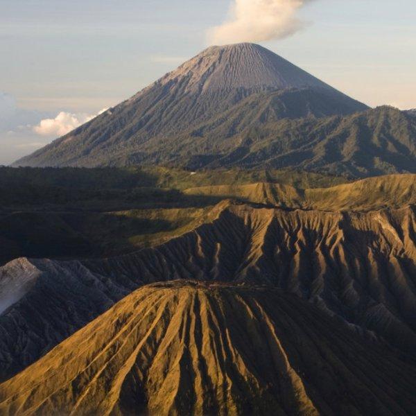 Bromo Vulkan java