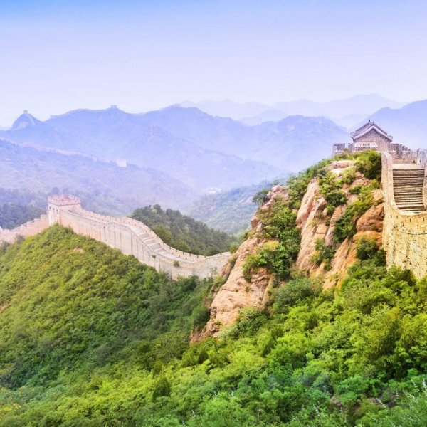 Große Mauer in China
