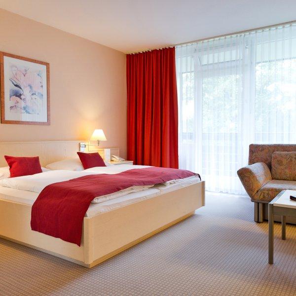 Rhön Park Hotel Zimmerbeispiel