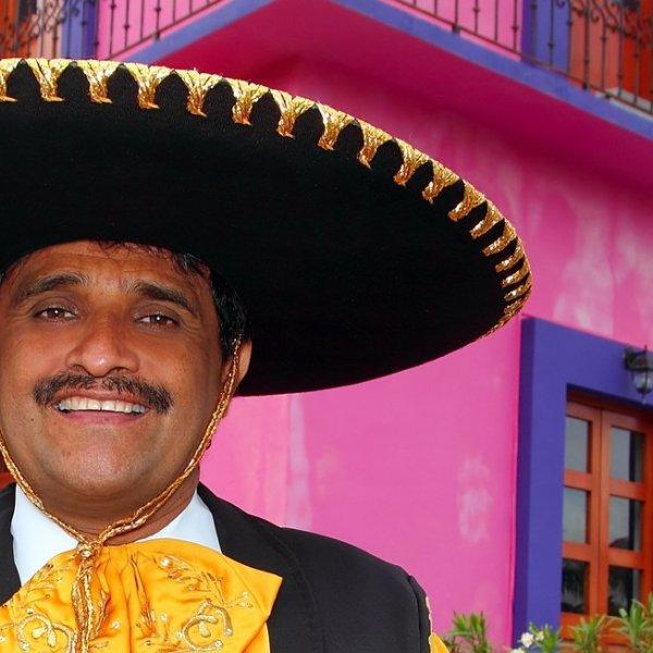 Traditioneller Mexikaner