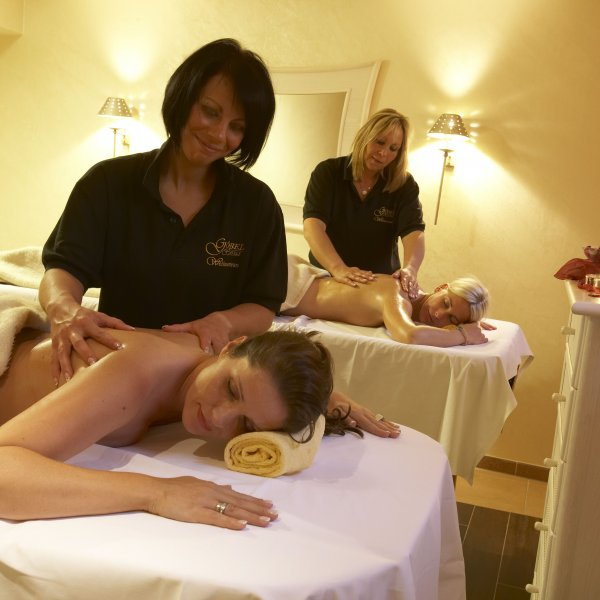 Wellness im Göbel`s Hotel Quellenhof
