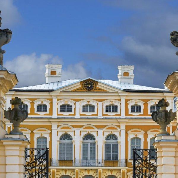 Lettland Schloss Rundale