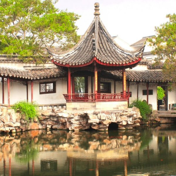 Humble Admin Garden in Suzhou