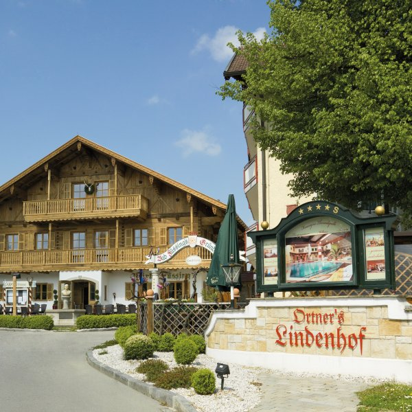 Hotel Ortner´s Lindenhof in Bad Füssing