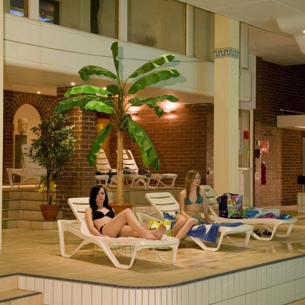 Ferienhotel Predigtstuhl Resort Hallenbad