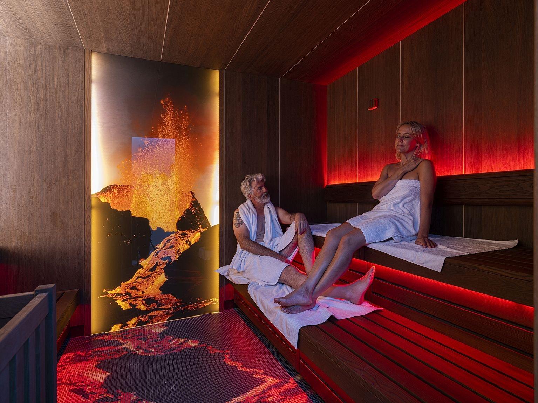 Hotel Königshof Sauna